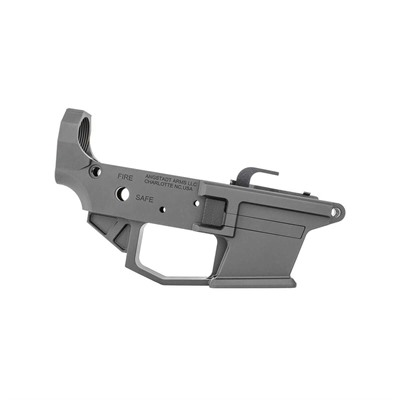 Angstadt Arms Ar-15 1045 Stripped Lower Receiver For Glock 45 Acp - Ar-15 1045 Stripped Lower Receiver For Glock 45 Acp Black