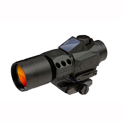 Sig Sauer Romeo6t Solar Ballistic Circledot Red Dot Sight - Solar Ballistic Circledot Red Dot Sight
