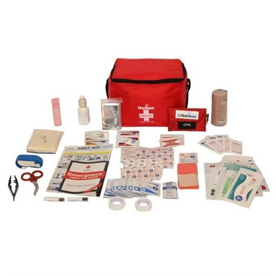 Think Safe Inc Basic Hiking And Outdoor First Aid Kit