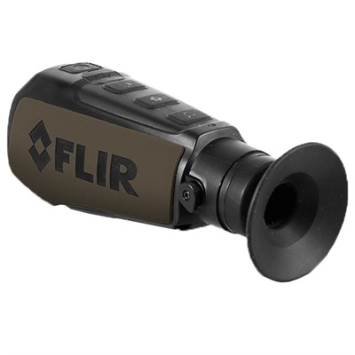Flir Scout Iii 320 60hz Thermal Monocular - Scout Iii-320 60hz Thermal Imager