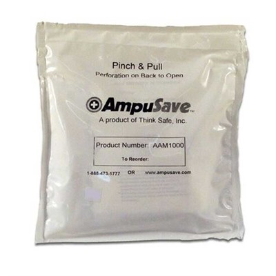Think Safe Inc First Voice Ampusave Amputation Care Kit - Ampusave Amputation Care Kit