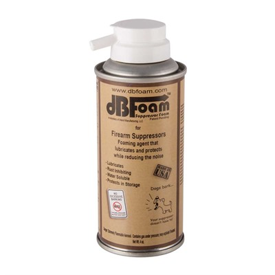 Mks Supply.Com Suppressor Db Foam - Db Foam For Suppressors 4 Oz
