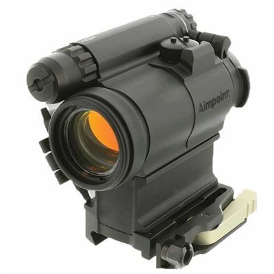 Aimpoint Compm5 2 Moa Red Dot Sight, Lrp Mount - Compm5 2 Moa Red Dot Lrp Mount