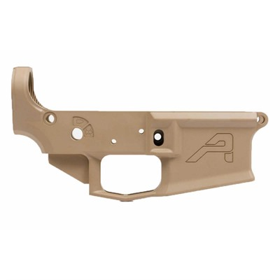 Aero Precision Ar-15 M4e1 Stripped Lower Receivers 5.56mm - Ar-15 M4e1 Stripped Lower Receiver Fde 5.56mm