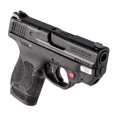 Smith & Wesson M&P9 Shield 2.0 9mm No Safety Ct Red Laser