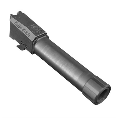 Silencerco S&W M&P Shield Threaded Barrel - S&W M&P Shield Threaded Barrel Ss 1/2