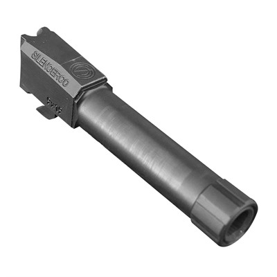 Silencerco S&W M&P Threaded Barrels - S&W M&P Threaded Barrel 9mm 1/2x28 Ss