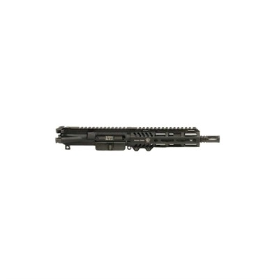 "Ar-15 P2 Series Free Float Upper Receivers - Ar-15 P2 Series 7.5"" Upper Receiver Blk 5.56 Pisto"
