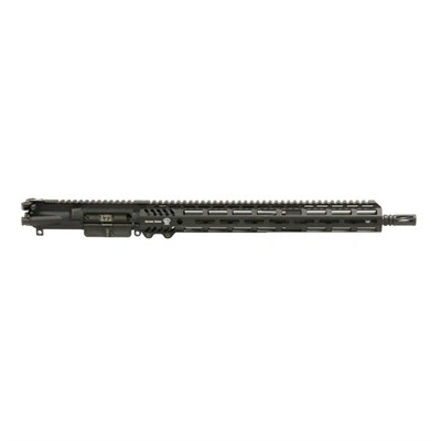 "Ar-15 P2 Series Free Float Upper Receivers - Ar-15 P2 Series 16"" Upper Receiver Black 5.56mm Mi"