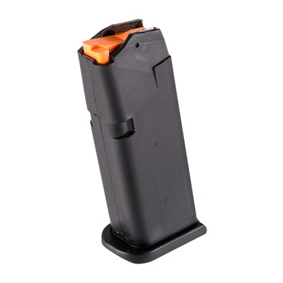 Glock Gen 5 Magazine For Glock19 - Magazine For Glock19 9mm 10rd Polymer Black