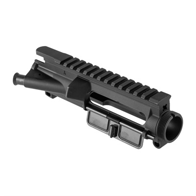 Aero Precision Ar-15 Upper Receiver Assembled No Auto Sear Cut - Upper Receiver Assembled No Auto Sear Cut Black