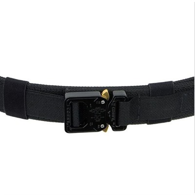 Ares Gear Ranger Belt Ranger Belt Large Coyote/black Webbing Black Buckle