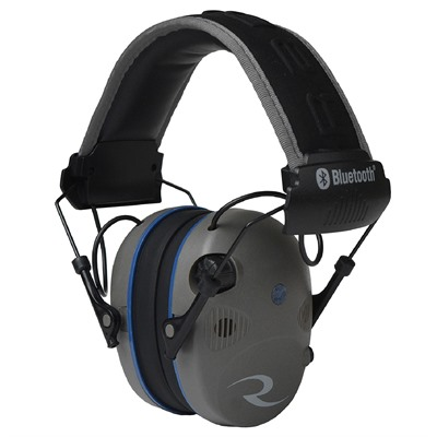 Radians R3700 Bluetooth Quad Electronic Earmuff