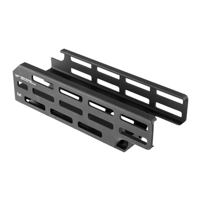 Midwest Industries M249 Handguard Drop-In M-Lok - Handguard Drop-In Aluminum Black