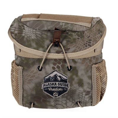 Alaska Guide Creations Kodiak Kiss Binocular Pack - Kryptek Highlander K.I.S.S. Pack