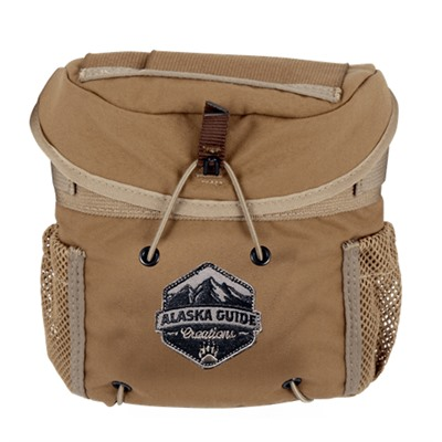 Alaska Guide Creations Kodiak Kiss Binocular Pack - Coyote Brown K.I.S.S. Pack