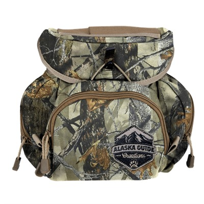 Alaska Guide Creations Kodiak Cub Binocular Pack - True Timber Kodiak Cub Pack