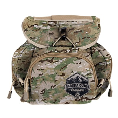 Alaska Guide Creations Kodiak Cub Binocular Pack - Multicam Kodiak Cub Pack