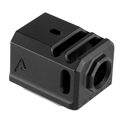Agency Arms 417 Compensator For Glock Gen 3 & 4 - 417 Comp For Glock Gen 3, 1/2