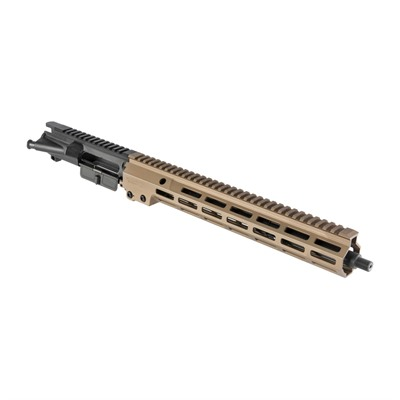 Geissele Automatics Ar-15 Usasoc Upper Receiver Group Improved (Urgi) 5.56 M-Lok - Usasoc Upper Receiver Group Improved Stripped 5.56 M-Lok