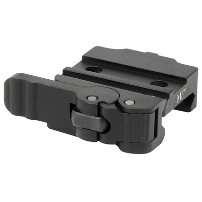 Midwest Industries Surefire Qd Light Mount - Surefire Qd Light Mount Aluminum Black