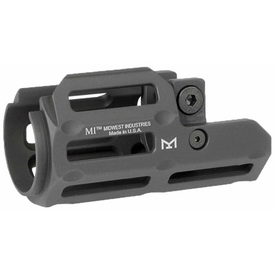 Midwest Industries Hk Sp89m Handguard Drop-In M-Lok - Handguard Drop-In Aluminum Black