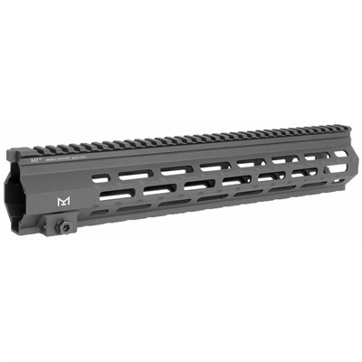 Midwest Industries Hk 416 Handguard Free Float M-Lok - Handguard Free Float Alumiunum 13.5   Black