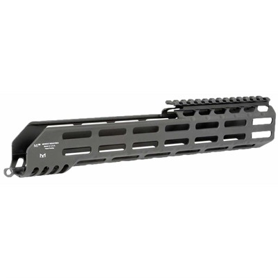 Midwest Industries Sig Sauer Mcx Handguard Drop-In M-Lok - Handguard Drop-In Aluminum 12.5   Black