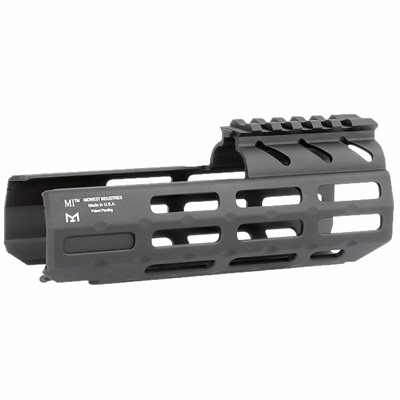 Midwest Industries Sig Sauer Mpx Handguard Drop-In M-Lok - Handguard Drop-In Aluminum 6.5   Black