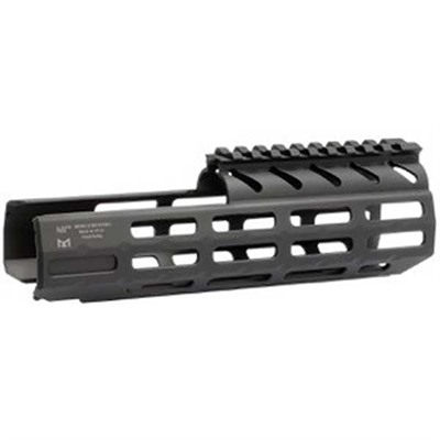 Midwest Industries Sig Sauer Mpx Handguard Drop-In M-Lok - Handguard Drop-In Aluminum 8   Black
