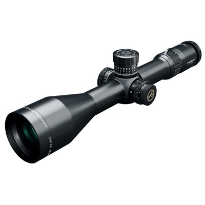 Athlon Optics Cronus Btr 4.5-29x56mm Scope Ffp Aprs Mil Reticle - 4.5-29x56mm Ffp Illum. Aprs Mil Matte Black