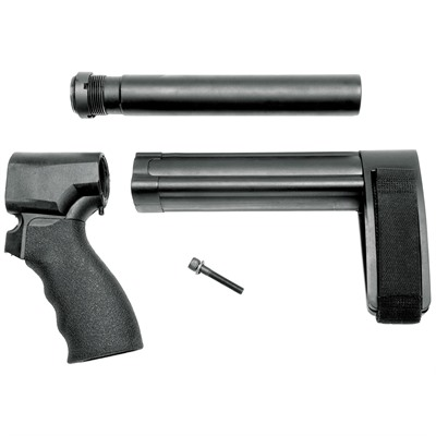 Sb Tactical Remington 870 Tac-14 Sbl Stabilizing Brace - Remington 870 Tac-14 Sbl Stabilizing Brace Black
