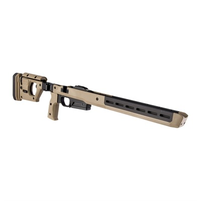 Magpul Remington Pro 700 Sa Chassis Adjustable - Remington Pro 700 Sa Chassis Adjustable Fde