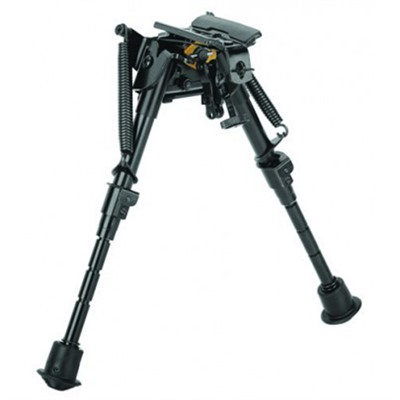 Caldwell Shooting Supplies Xla Pivot Model Bipods Black - Pivot Xla 6-9  Pivot Black