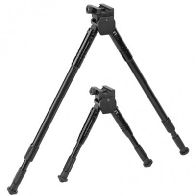 Caldwell Shooting Supplies Ar-15 Prone Bipod Black