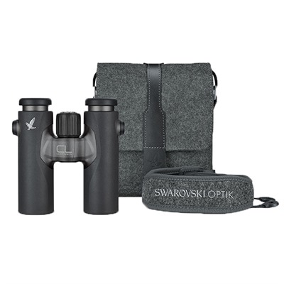 Swarovski Cl Companion 8x30mm Northern Lights Binoculars - 8x30mm Anthracite/Charcoal Northern Lights Binoculars