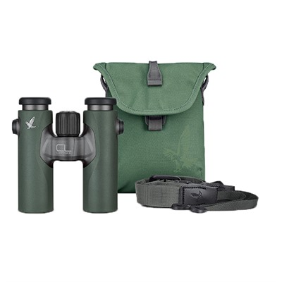Swarovski Cl Companion 10x30mm Urban Jungle Binoculars - 10x30mm Green Urban Jungle Binoculars