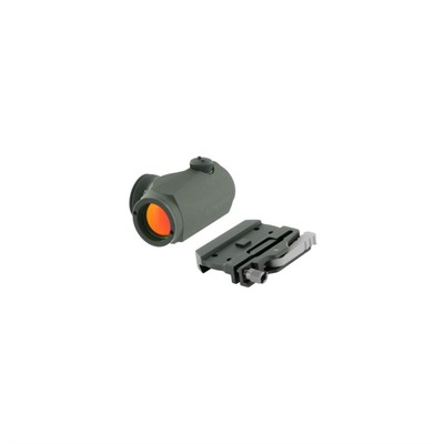 Aimpoint Micro T-1 Red Dot Sight - Micro T-1 2 Moa With Lrp Mount & 39mm Spacer