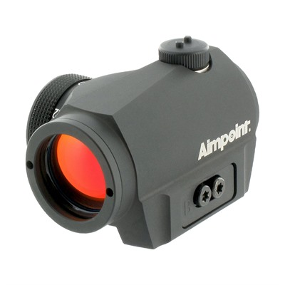 Aimpoint Micro S-1 6 Moa Shotgun Rib Red Dot Sight - Micro S-1 6 Moa Shotgun Rib Sight