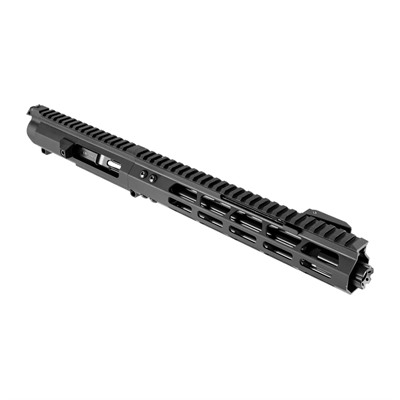 Foxtrot Mike Products Ar-15 Fm-9 Complete Monolithic Colt Style Upper Receiver 9mm - Ar-15 Fm-9 10.5  Colt Style Upper Receiver 9mm Black