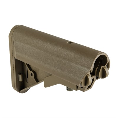 Ar-15 Government Issue Sopmod Stock Collapsible Mil-Spec - Government Issue Sopmod Stock Collapsible