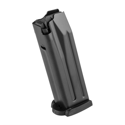 Xtech Tactical Heckler & Koch Vp9/P30 Magazines 15rd Stainless Steel Black Online Discount