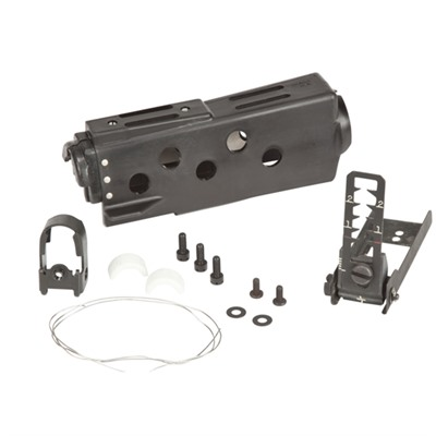 Lewis Machine & Tool M203 Mounting Kit W/Leaf Sight - M203 Carbine Style Mounting Kit W/ Leaf Sight