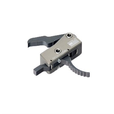 Ke Arms Ar-15 Slt-1 Curved Triggers - Ar-15 Slt-1 Curved Trigger Single Stage Drop-In