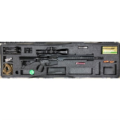 Gunformz Ar 308 Pelican 1750 Gun Cases Foam Inserts - Ar 308 Pelican 1750 V1 Top Layer Foam Insert