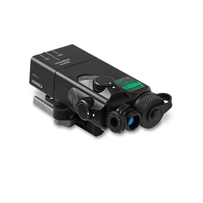 Steiner Optics Otal-C Offset Aiming Lasers - Classic - Otal-C Visible Red Offset Aiming Laser Matte Black