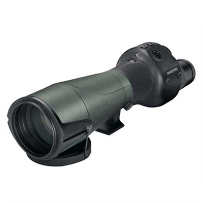 Swarovski Str 80 Hd Mrad Reticle Spotting Scope - Str 80 Hd 20-60x80mm Mrad Kit