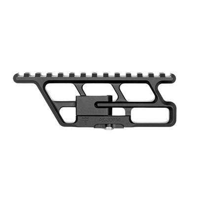 Rs Regulate Century Ak Lower Rail Optic Mount - Century C39v2, Ras47 Full-Length Lower Rail