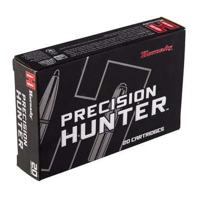 Hornady Precision Hunter Ammo 25-06 Remington 110gr Eld-X - 25-06 Remington 110gr Eld-X 20/Box