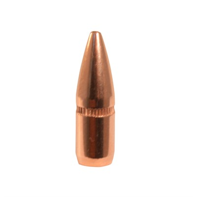 "22 Caliber (0.224"") 55gr Hpbt With Cannelure Bullets - 22 Caliber (0.224"") 55gr Hollow Poi"